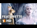 Белоснежка и Охотник 2 видео о работе над проектом The Huntsman Winters War Featurette - Story 2016 - Charlize Theron, Emily Blunt Movie HD