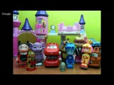Lego toy collector Disney car toys and princess barbie fairy story live 20160325
