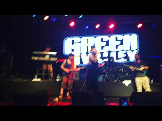 """Ana Jara on Instagram: """"Gracias por el buen rollo,la energía y la fuerza en vuestras letras @greenvalleyband 🙌🏻 de los mejores conciertos que he ido👌🏻"""""""