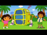 Dora the Explorer and the Robot Даша Следопыт и Робот Dasha Tracker y el Robot Dasha est