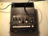 Korg mini pops SR 120 analog drum machine