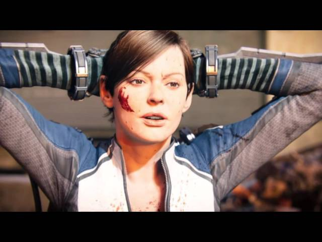 Call of Duty®: Advanced Warfare EXO zombie Сюжет (все сюжетные ролики)