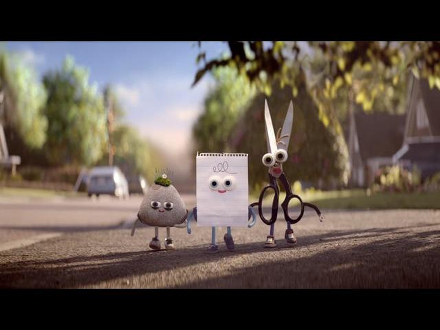 Android - Rock, Paper, Scissors