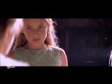 Отрывок из фильма Большие надежды   Первый поцелуй у фонтана