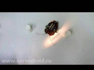 DIY: Робот своими руками - электронный таракан