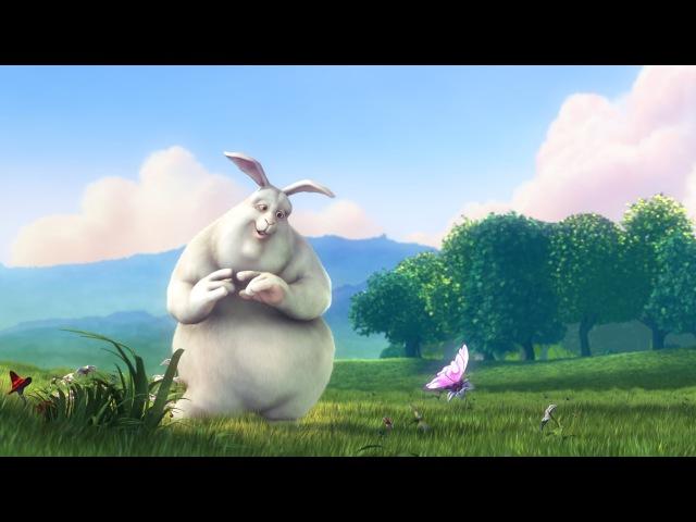 Мультфильм Большой Кролик Бак