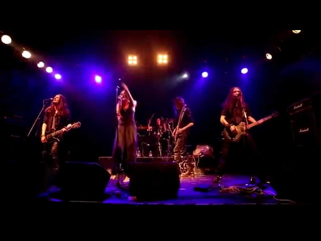 Crimson Blue - Bring Me To Life (Evanescence Live Cover)