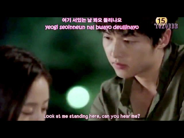 Хороший парень (Южная корея, 2012)[Nice Guy OST MV] CHO EUN - NO ONE IS BETTER THAN YOU [ENGSUB Rom Hangul]