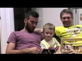 Дядя Леша показывает программу для маскировки лиц 28 Jan