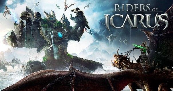 Заключительное ЗБТ Riders of Icarus