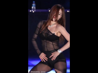 [직캠⁄Fancam] 160517 레이샤(LAYSHA) (혜리) GDFR @ 한체대