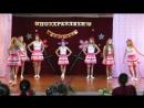 """Танцевальная группа """"Каскад""""- Тодес"""