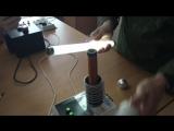 Урок Физики 2016. Беспроводное электричество Николы Тесла. Live video.