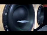 Огромный ход новых сабвуферов Alphard Deaf Bonce! Автозвук, басс, бассы, саб, сабвуфер, флекс авто. [LOW BASS] Flex бас в машине