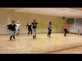 KyRaya dance recreation, AronChupa Im an Albatraoz