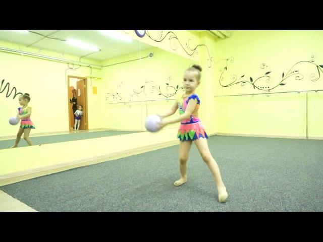 Показательные выступления | Художественная гимнастика 22 05 2016