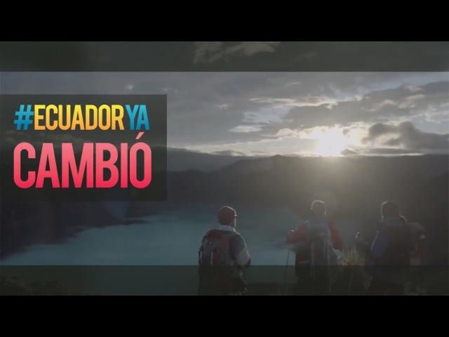 Todo lo que necesitas es Ecuador HD