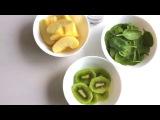 Как сделать смузи - 5 простых рецептов приготовления