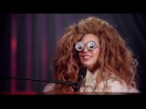 Elton John and Lady Gaga :: Benny and The Jets :: Live @ Lady Gaga & the Muppets