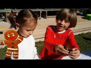 ✿ Развлечения для детей: День печенья. Детский праздник, игры и веселье.