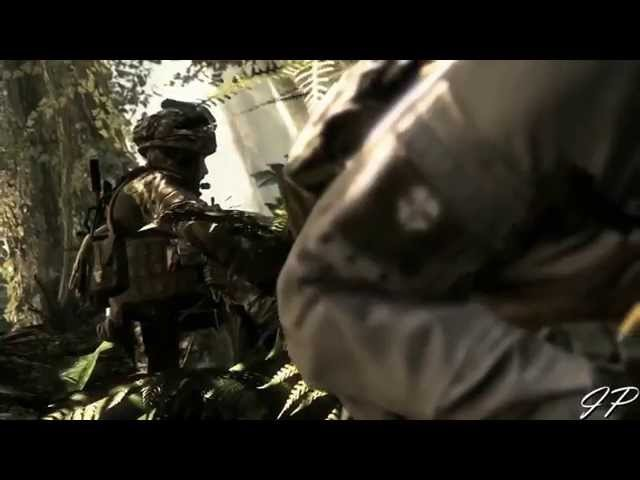 Call of Duty Ghosts - Light Em Up (Fall Out Boy)
