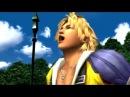 FFX Remaster - Tidus Laughing Scene (Japanese Dub)