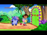 Даша-следопыт и зелёный слоник   Dora The Explorer and the Green Elephant