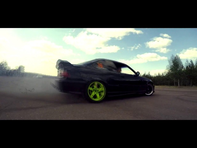 BMW Club Мозырь. Drift