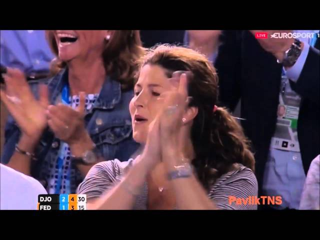 Изумительный розыгрыш - Джокович и Федерер в полуфинале Australian Open.