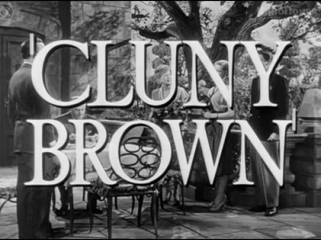 «Клуни Браун» (1946): Трейлер