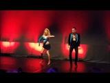 Johnny Vazquez Salsa L.A. Style fantastic Show @ Frankfurt 2016