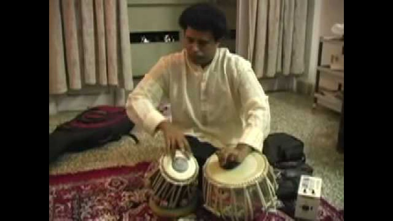 Indian Tabla Drums Virtuoso