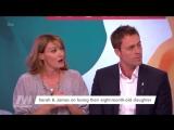 Sarah Parish And James Murray On Losing Their Baby Daughter - Loose Women