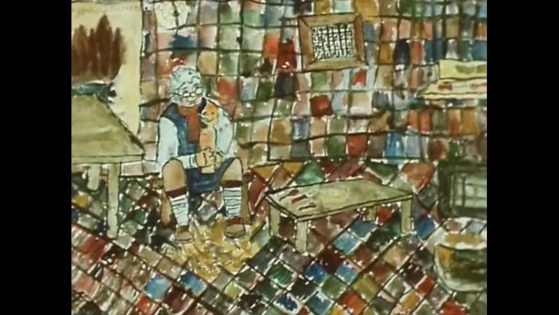 ◄Приключения Буратино(1975)реж.Леонид Нечаев » Freewka.com - Смотреть онлайн в хорощем качестве