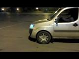 Fiat doblo валит боком
