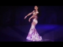 Sexy dancer Show angel dress White