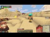 ч.13 Опасные битвы в Minecraft - Торменед демон босс (wildycraft) - dilleron play