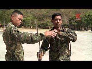 ДФ. Спецподразделения стран Азии. Разведывательный батальон морской пехоты Филиппин.  3-я серия