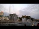Поющий фонтан. Екатеринбург. Плотинка.