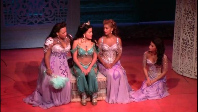Aladdin. Broadway, 04.11.2014 2/9