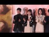 160126 EXO DO @ Pure Love Press Premiere 순정 도경수-김소현, 첫사랑의 따뜻함 선사 기대만발(영상)