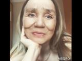 Современные девушки в старости