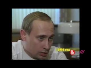 Путин о деятельности Ленина