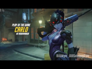 Widowmakers Play of the Game