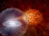Загадочная Вселенная Жизнь и смерть звезды (Очень красиво!)