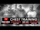Chest Training with FOUAD ABIAD, JOHN MEADOWS, KEN JACKSON and DAVE TATE - elitefts.com