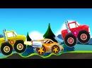 Машинки развивающий мультфильм. Машинки для детей 3 лет. Мультики про машины все ...