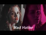 Peter &amp Lydia  Mad Hatter for dark warrior