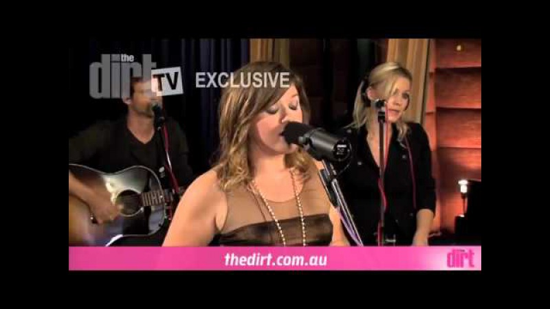 Kelly Clarkson - Stronger (Acoustic) | Scoopla
