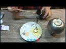 Фирдаус Батдалова Волшебное превращение керамической шкатулки в новогодний по